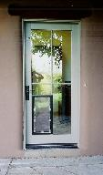 Hale large pet door